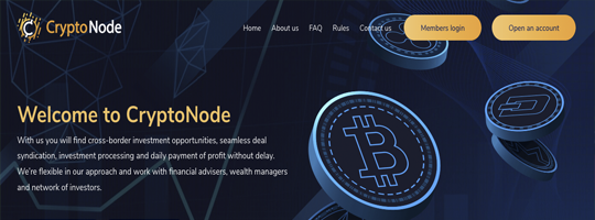Cryptonode project
