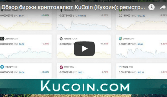 KuCoin Youtube