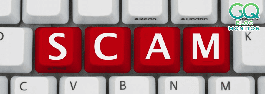 What is a scam?