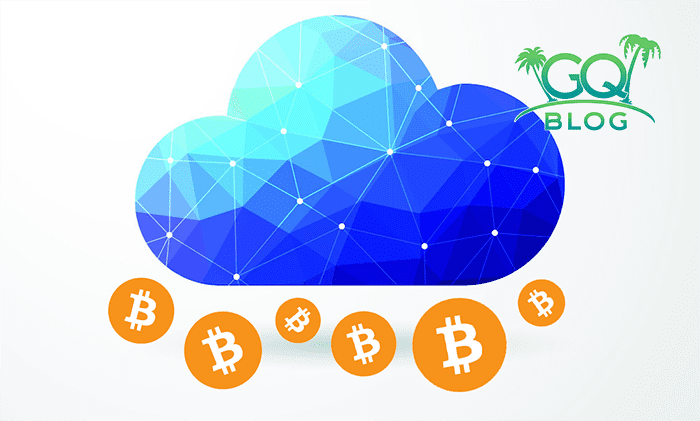 Cloud mining system