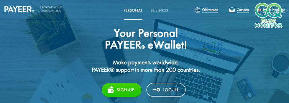 Payeer wallet